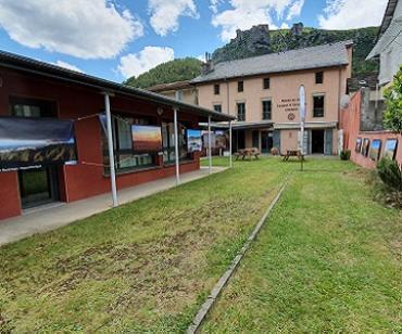 maison de l'Unesco a Florac