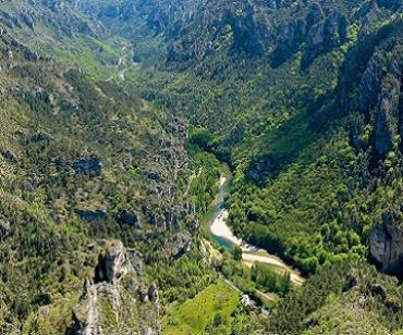 Point sublime gorges du Tarn