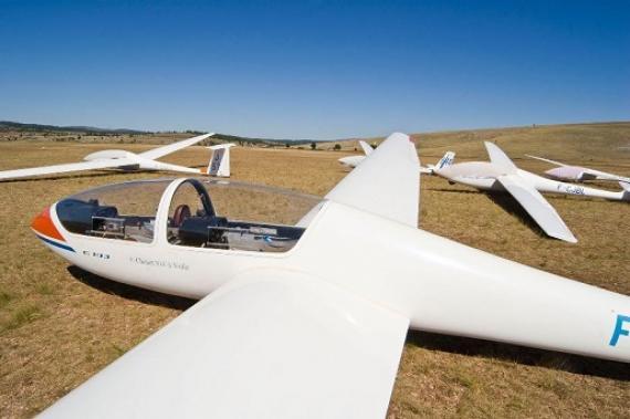 Avions planeur a Chanet